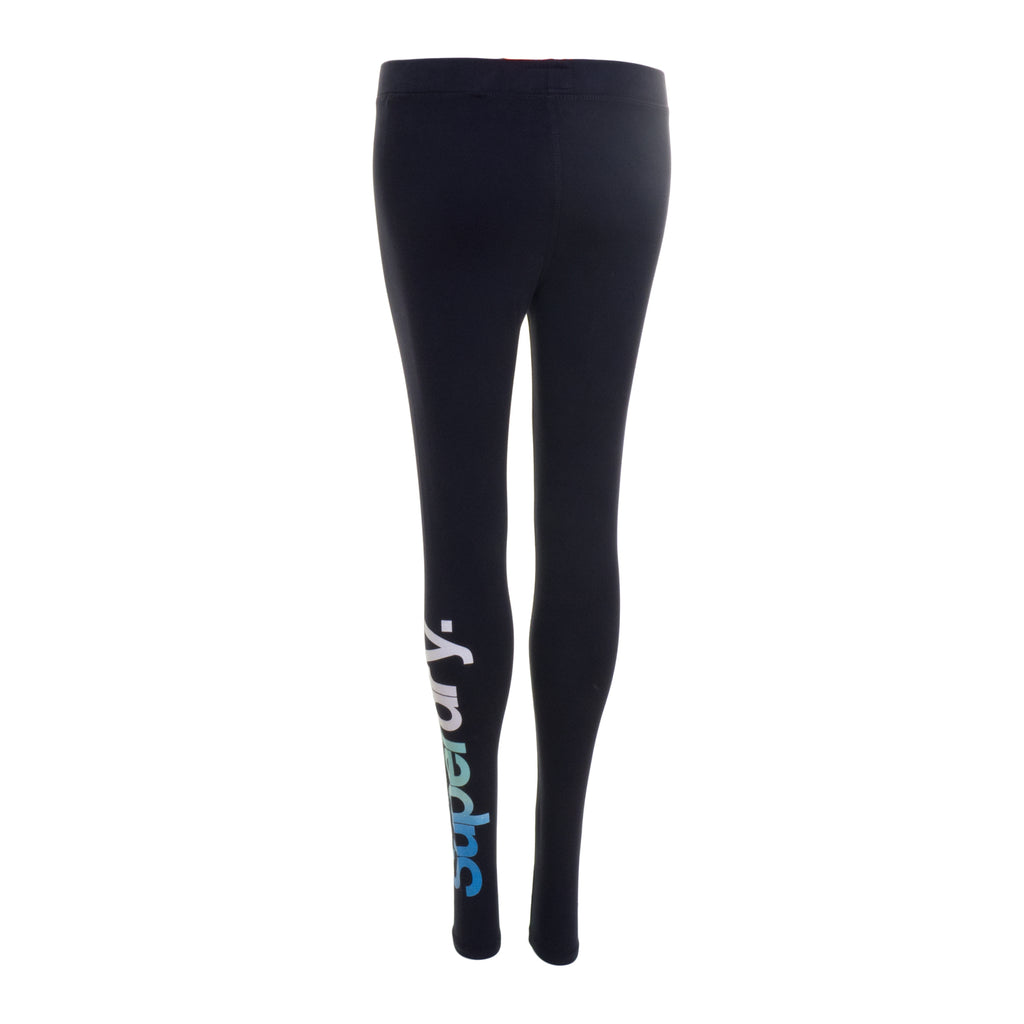 Core Ombre Legging By Superdry Womens