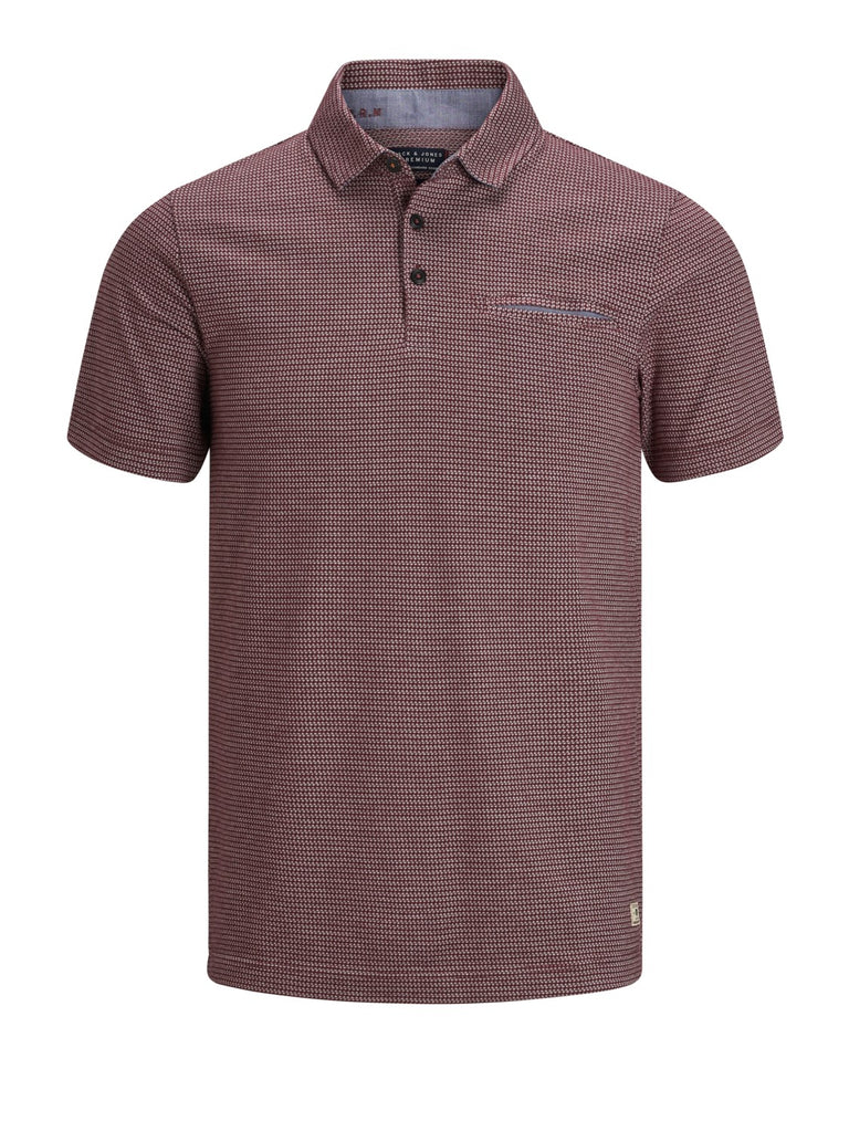 Oscar Short Sleeve Polo