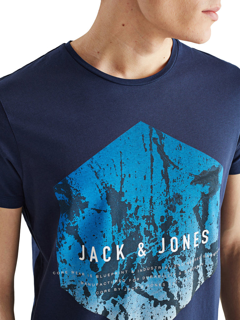 Outside Tee By Jack Jones