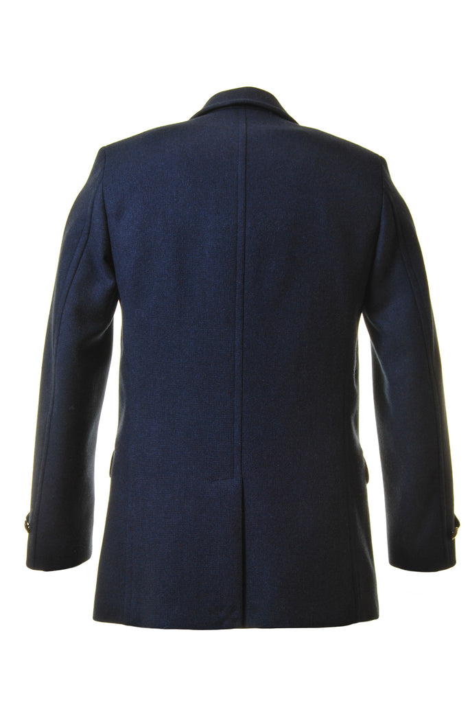 Navy Peacoat by 6th Sense back