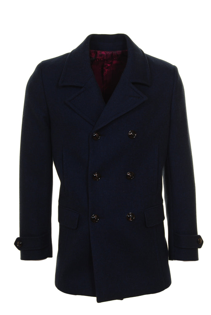 Navy Peacoat by 6th Sense front