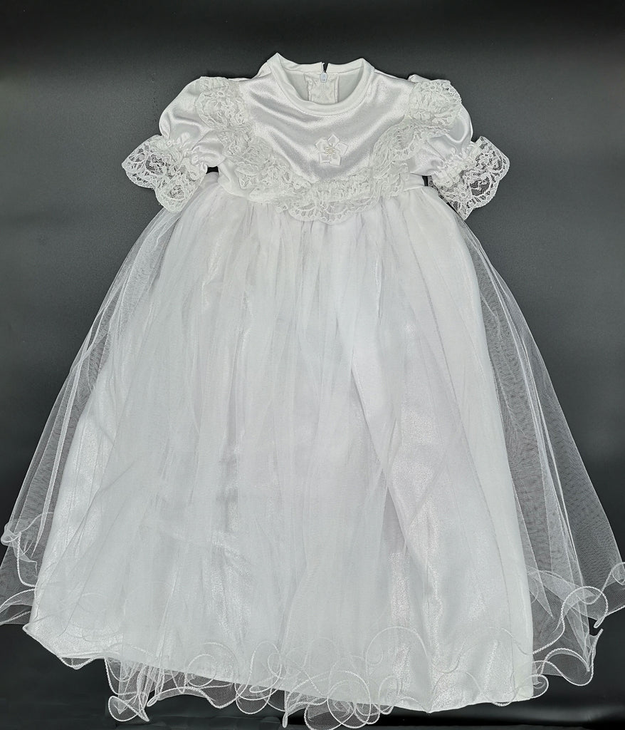 Pg102 Christening Dress