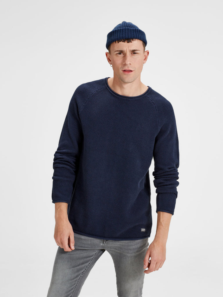 Phil Casual Knit Pullover Jumper