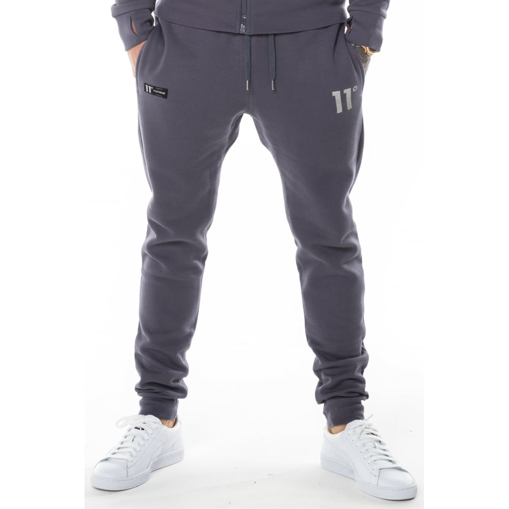 Platinum Jogger Heather Grey By 11 Degrees