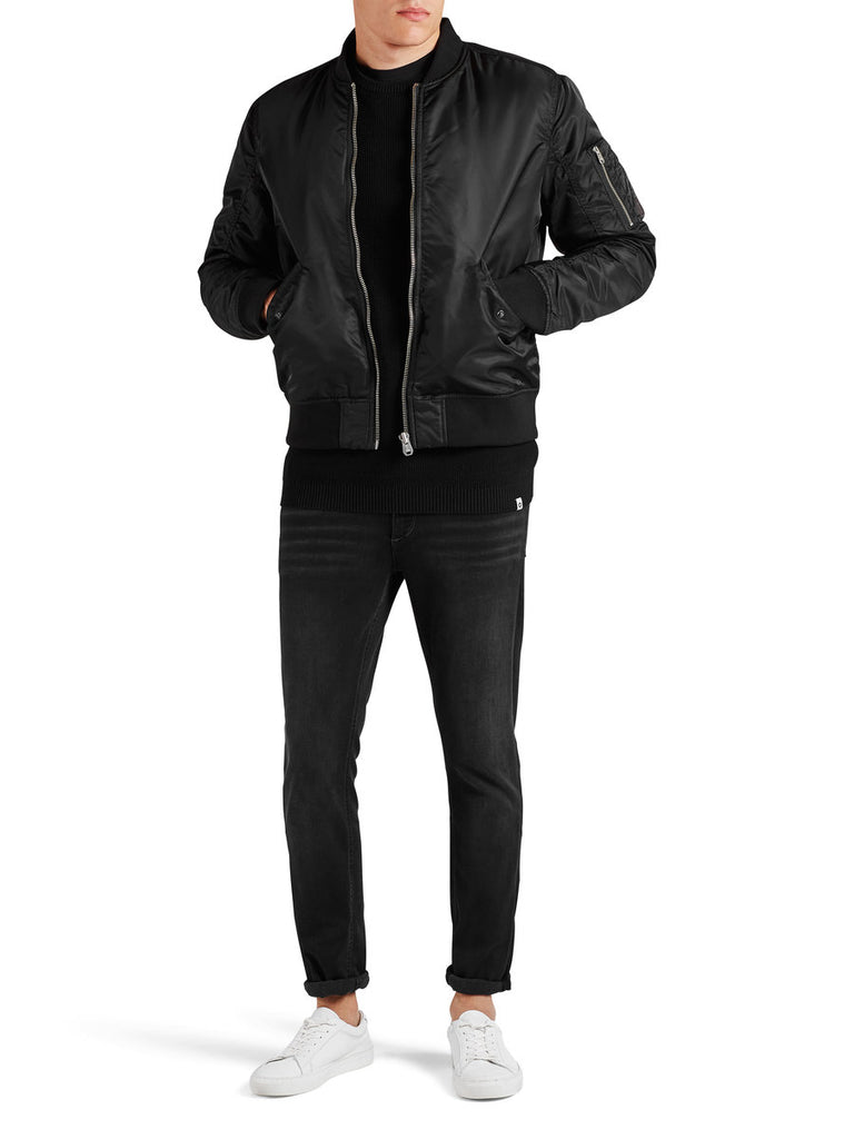 Porten Bomber Jacket By Jack Jones Core