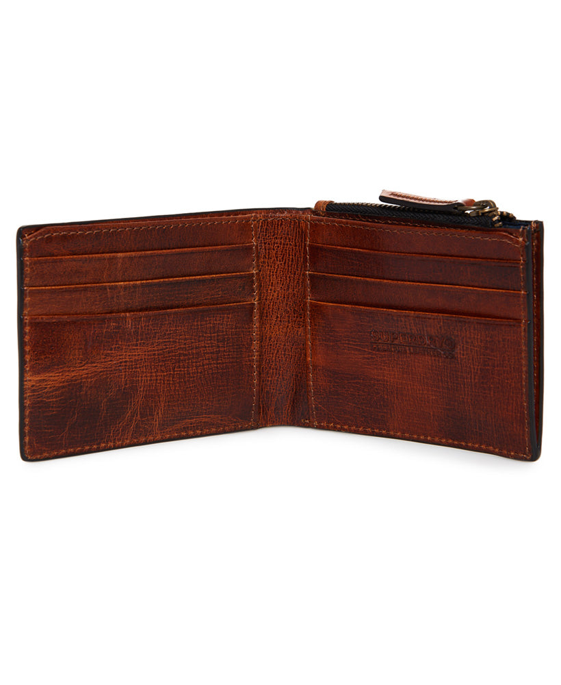 4eabcb28cd52 Profile Leather Tan Wallet in a Tin – Spirit Clothing