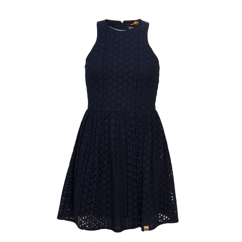 Camylla Racer Dress By Superdry Womens