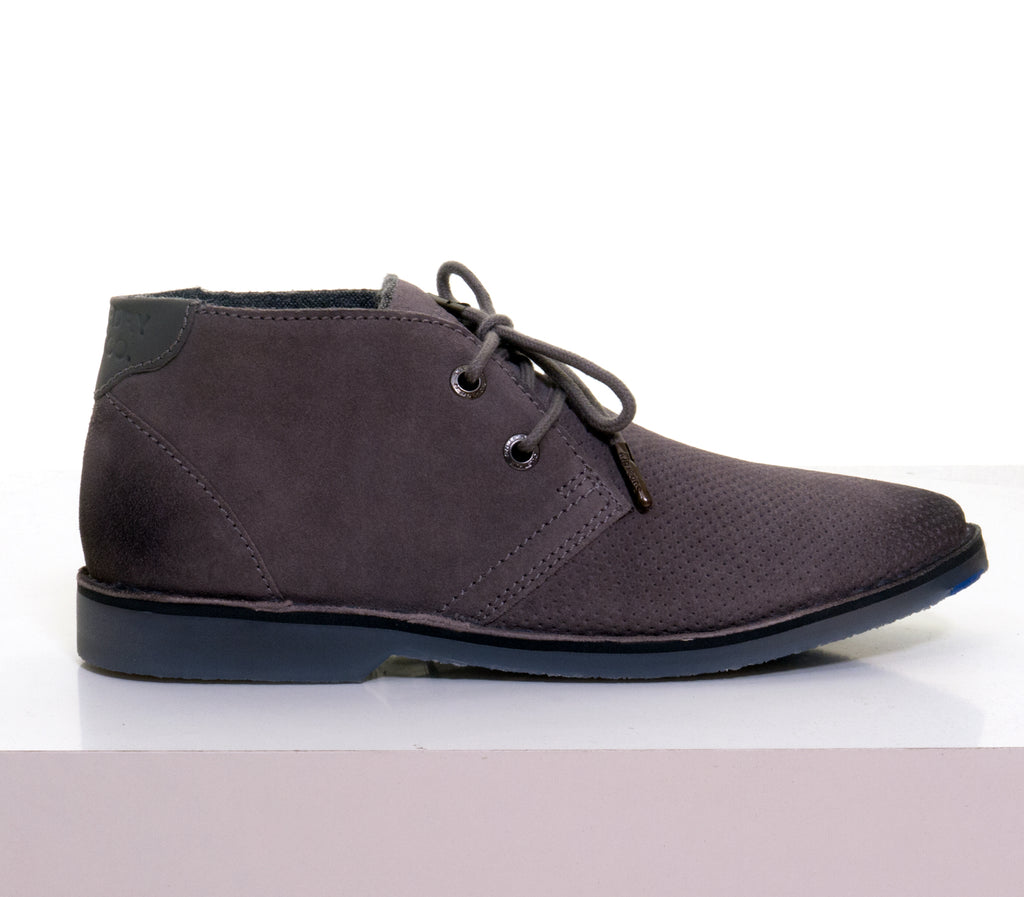 Rallie Grey Boot by Superdry