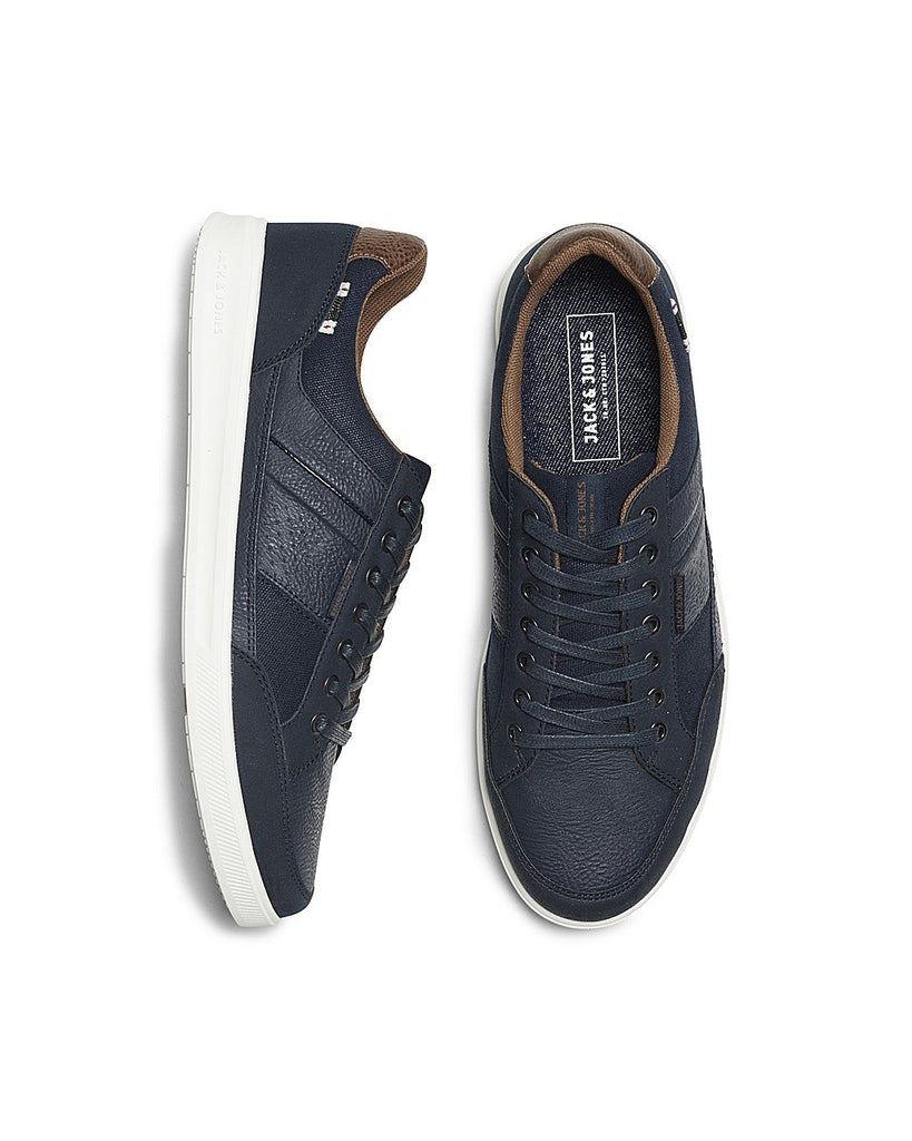 JJ Rayne Navy Trainer By Jack Jones