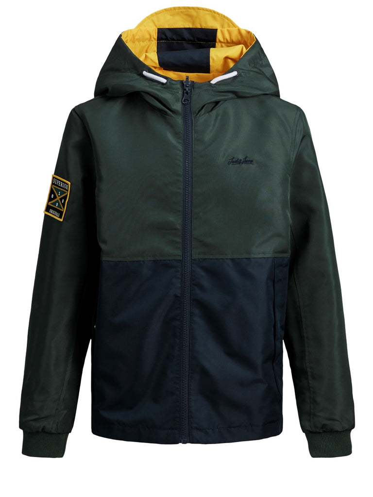 Link Reversible Junior Jacket
