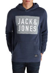 Rider Regular Fit Hoodie By Jack Jones Core