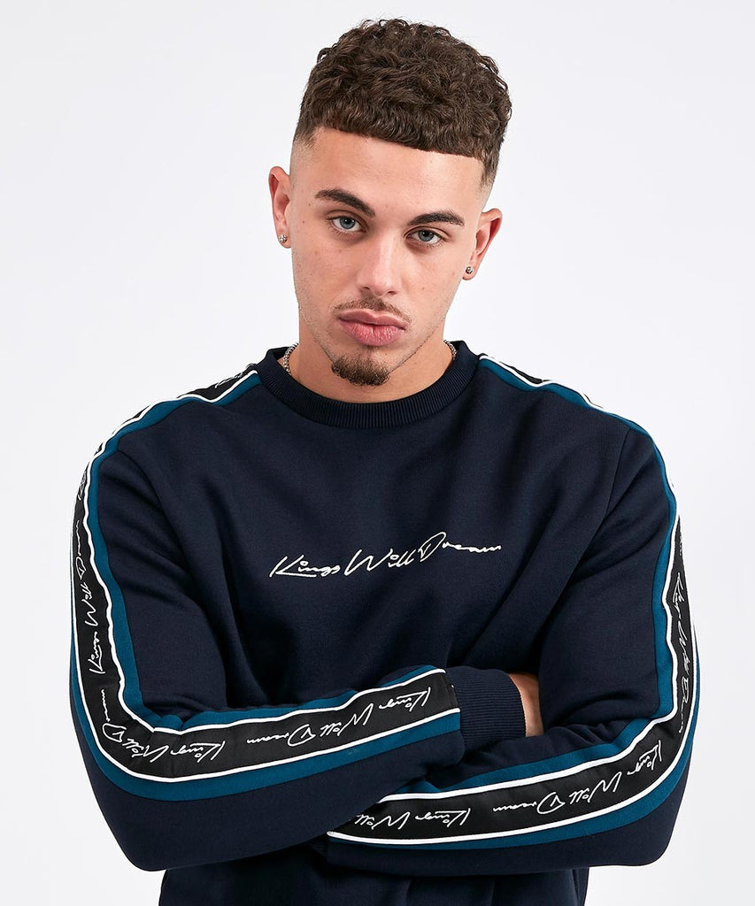 Rosley Sweat Navy Sail