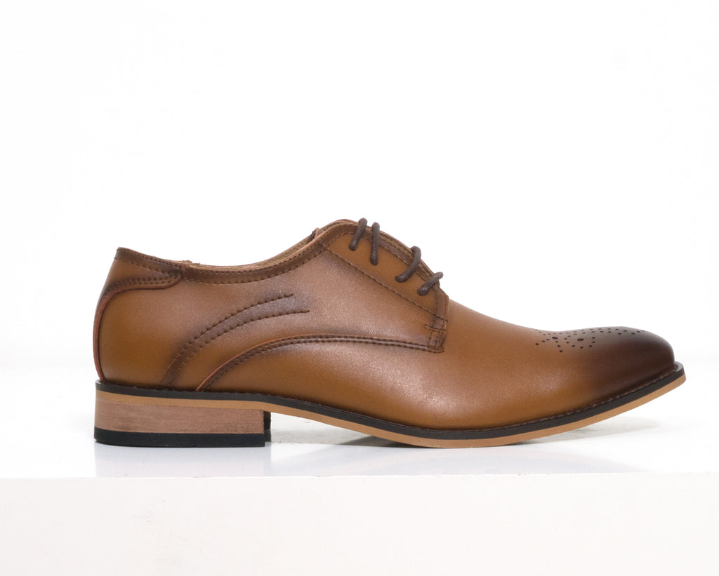 Ross Tan Shoe By Travis Benetti