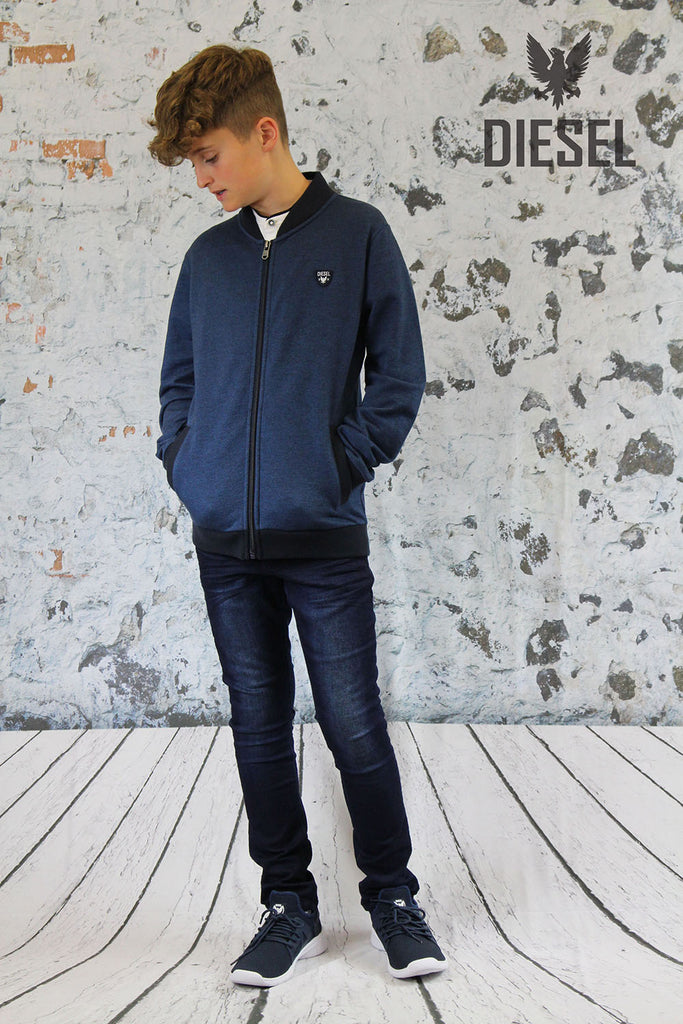 Ross Zip Through by Diesel Youths
