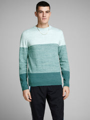 Sactamento Crew Neck Knit Cloud