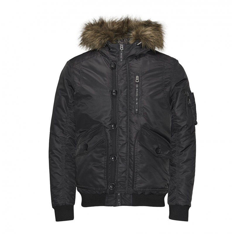 Force Originals Bomber Jacket By Jack Jones Originals