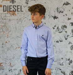 Sergio Oxford Shirt by Diesel Youths