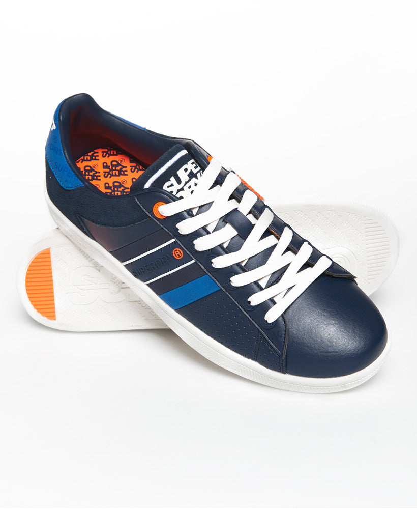 Sleek Tennis Trainer by Superdry