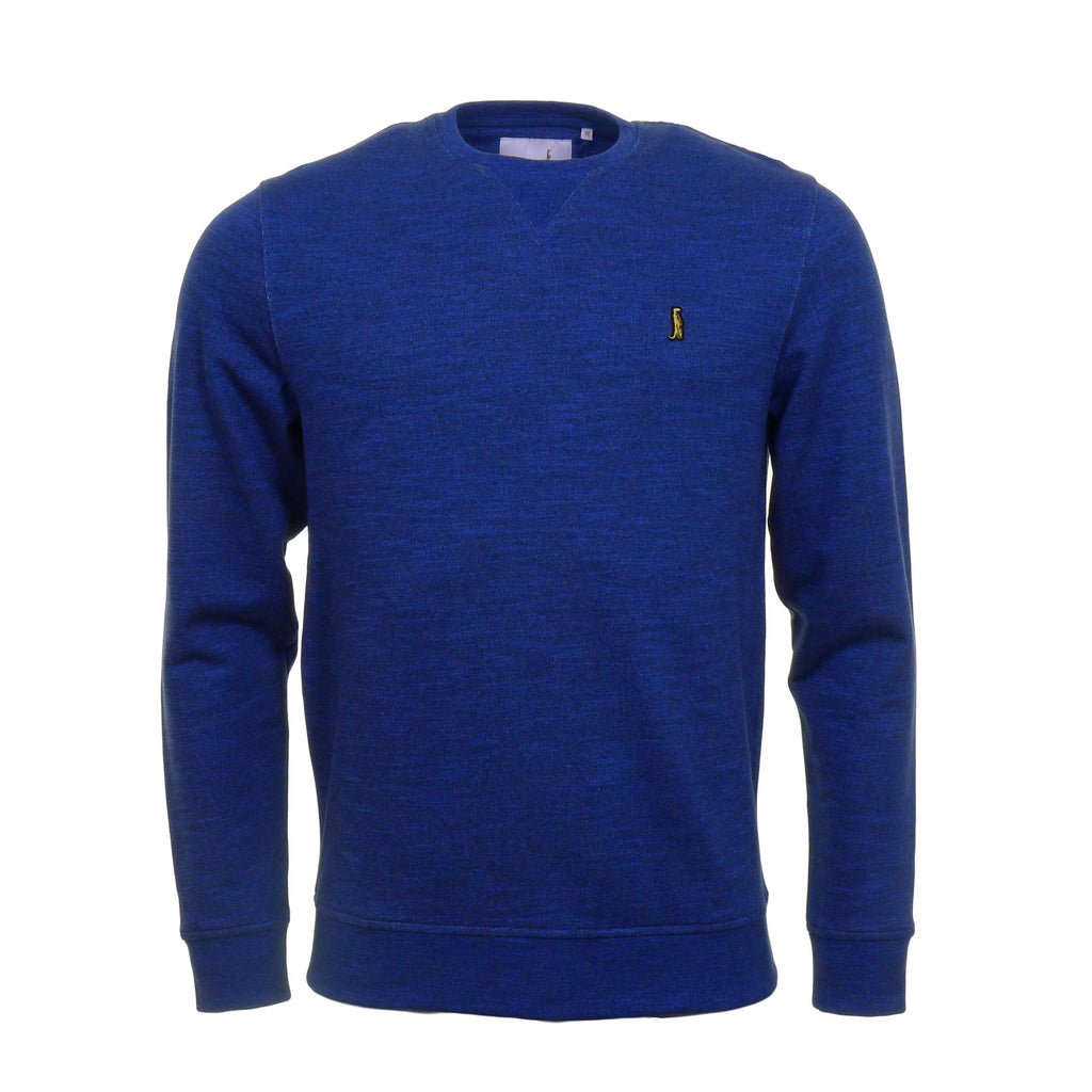 Heritage Navy Slub Sweat by 6th Sense Heritage