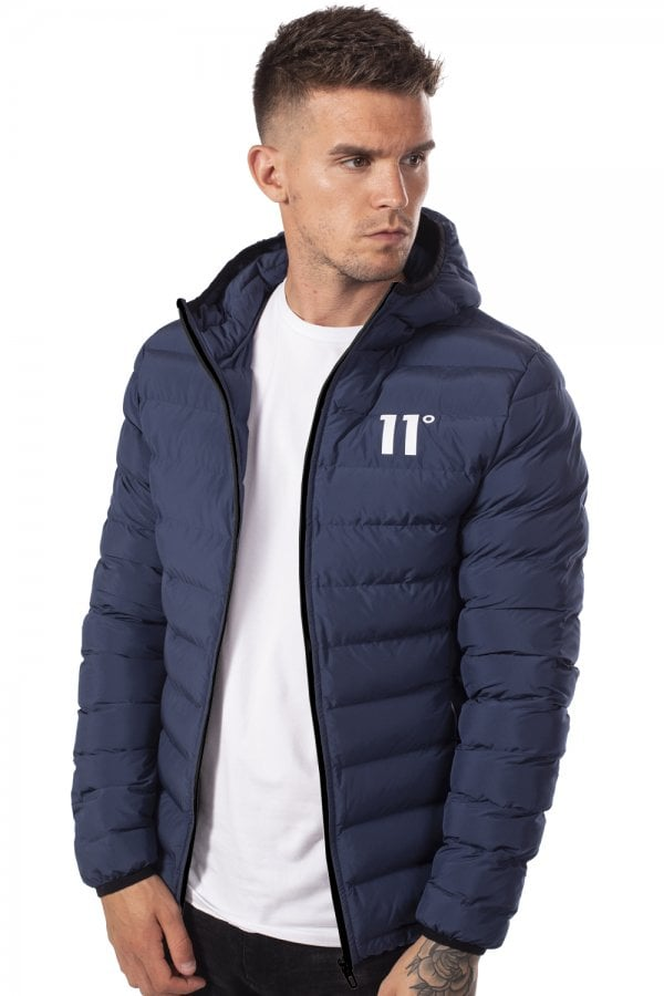 Space Puffer Insignia Jacket by 11 Degrees