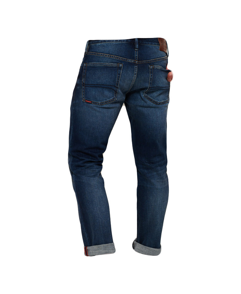 Straight Damon Sixways Jeans by Superdry