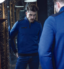 Thornley Half Zip By Outrage