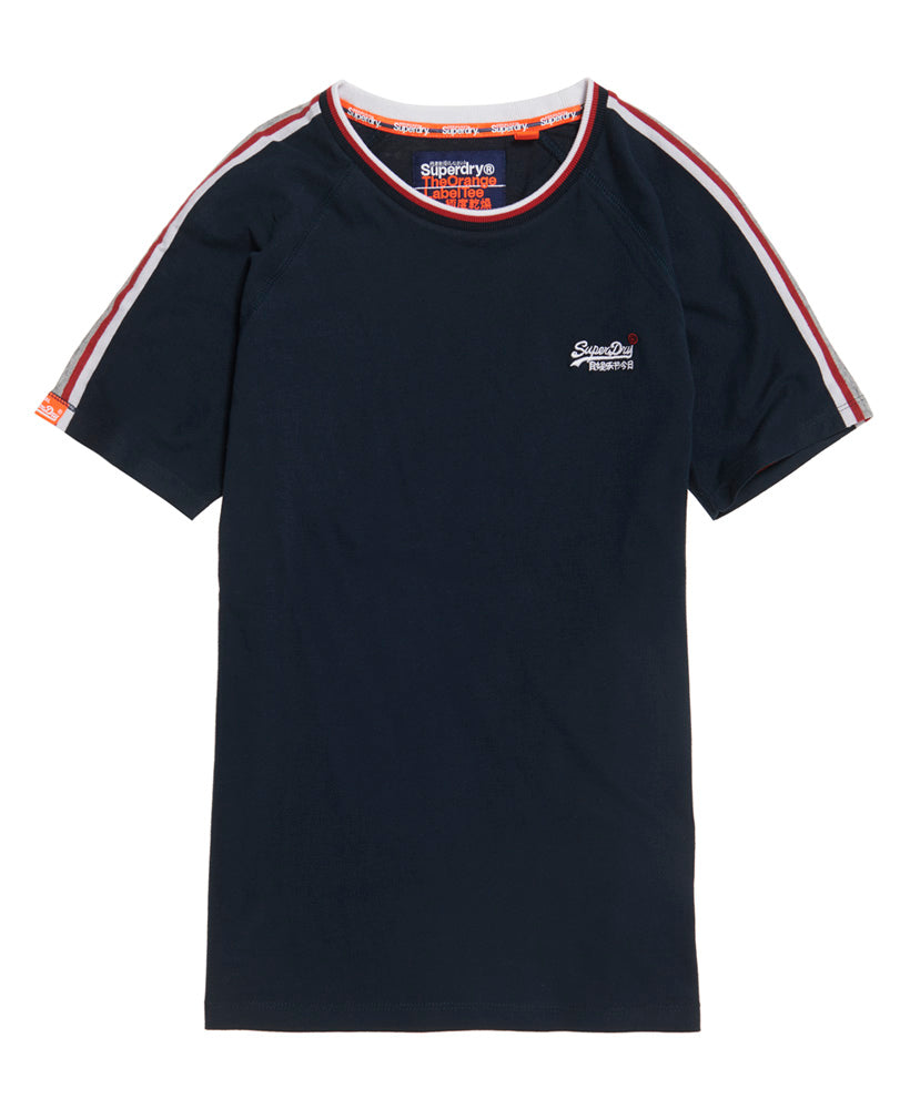 Tipped Sports Stripe Tee