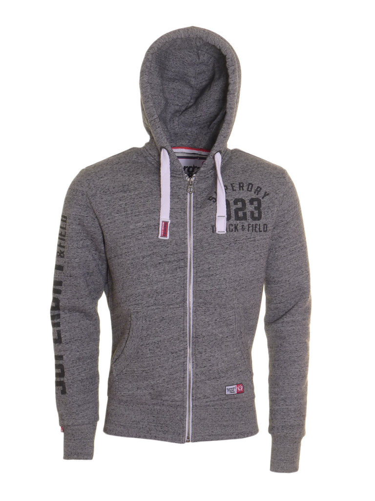Trackster Ziphood Grey Grit