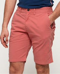 International Slim Shorts in POMEGRANATE