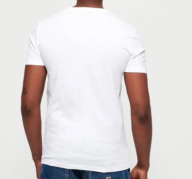 Collective short sleeved optic t-shirt