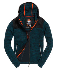 Mountain ziphood Dress Blue by Superdry
