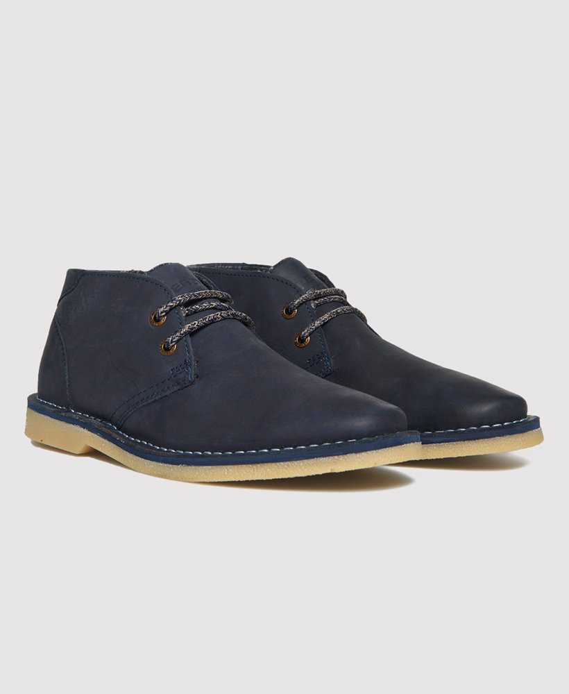 Winter rallie eclipse navy boots.