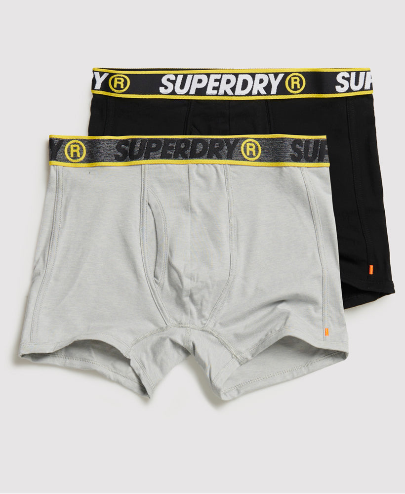 Sports Double Pack Boxers