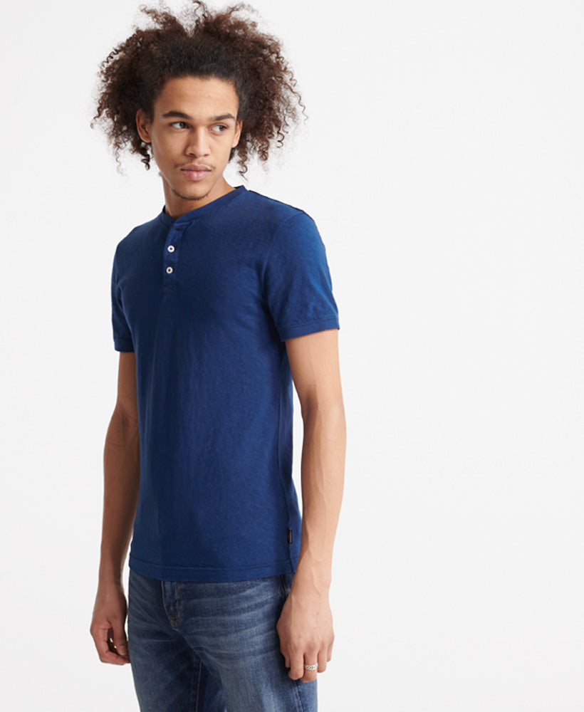 Heritage Short Sleeve Henley T-Shirt