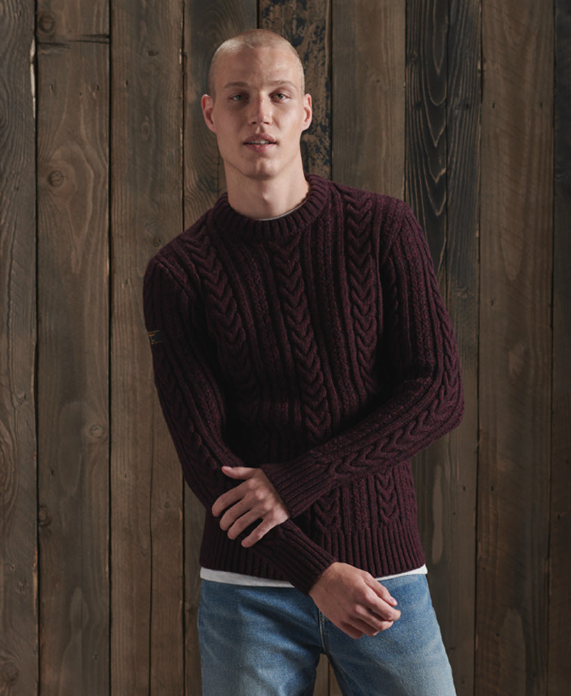 Jacob Cable Crew Jumper