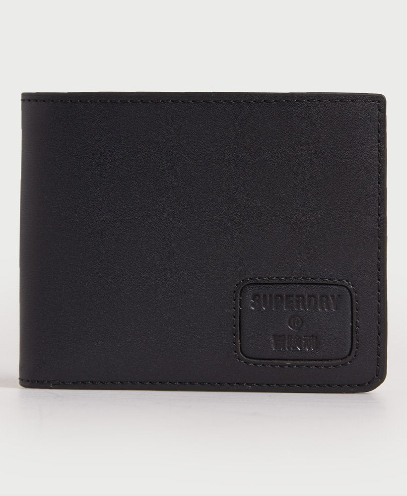 NYC Bifold Leather Wallet