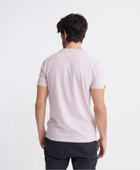 Orange Label Vintage Embroidered Chalk Pink T-Shirt_back