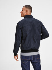 Watchman Navy Mens Jacket by Jack & Jones Premium