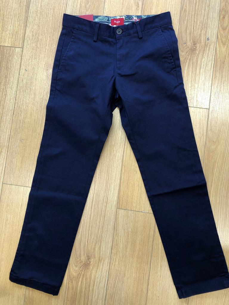 6th Sense York Navy Chino