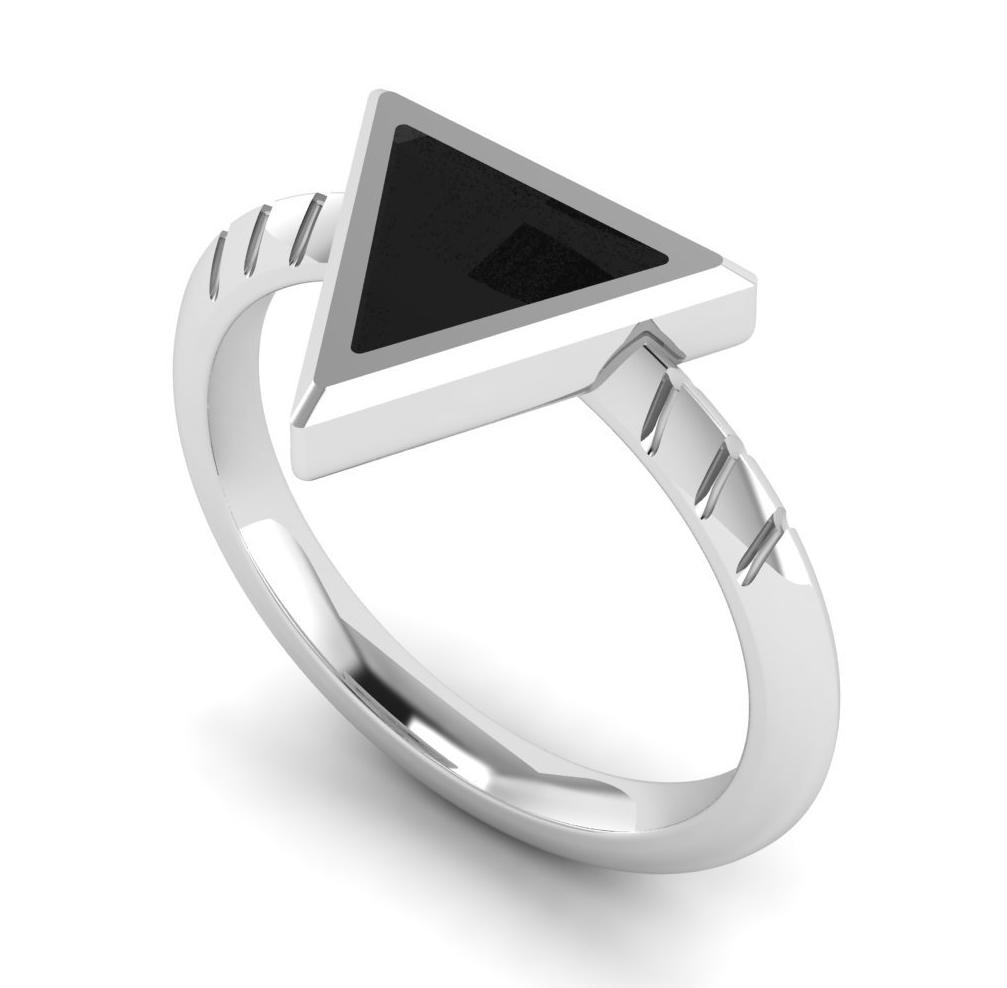 The SingleHandedly Ring - Silver