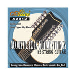 Acoustic guitar strings - Alice - Hawamusical - Music Shop Instruments Lebanon