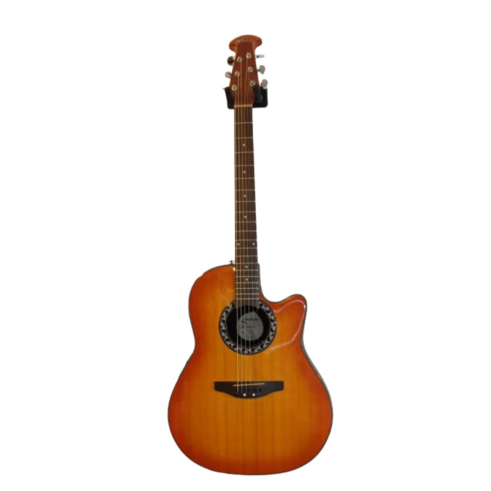 Acoustic- Ovation with equalizer- Fender - Hawamusical - Music Shop Instruments Lebanon