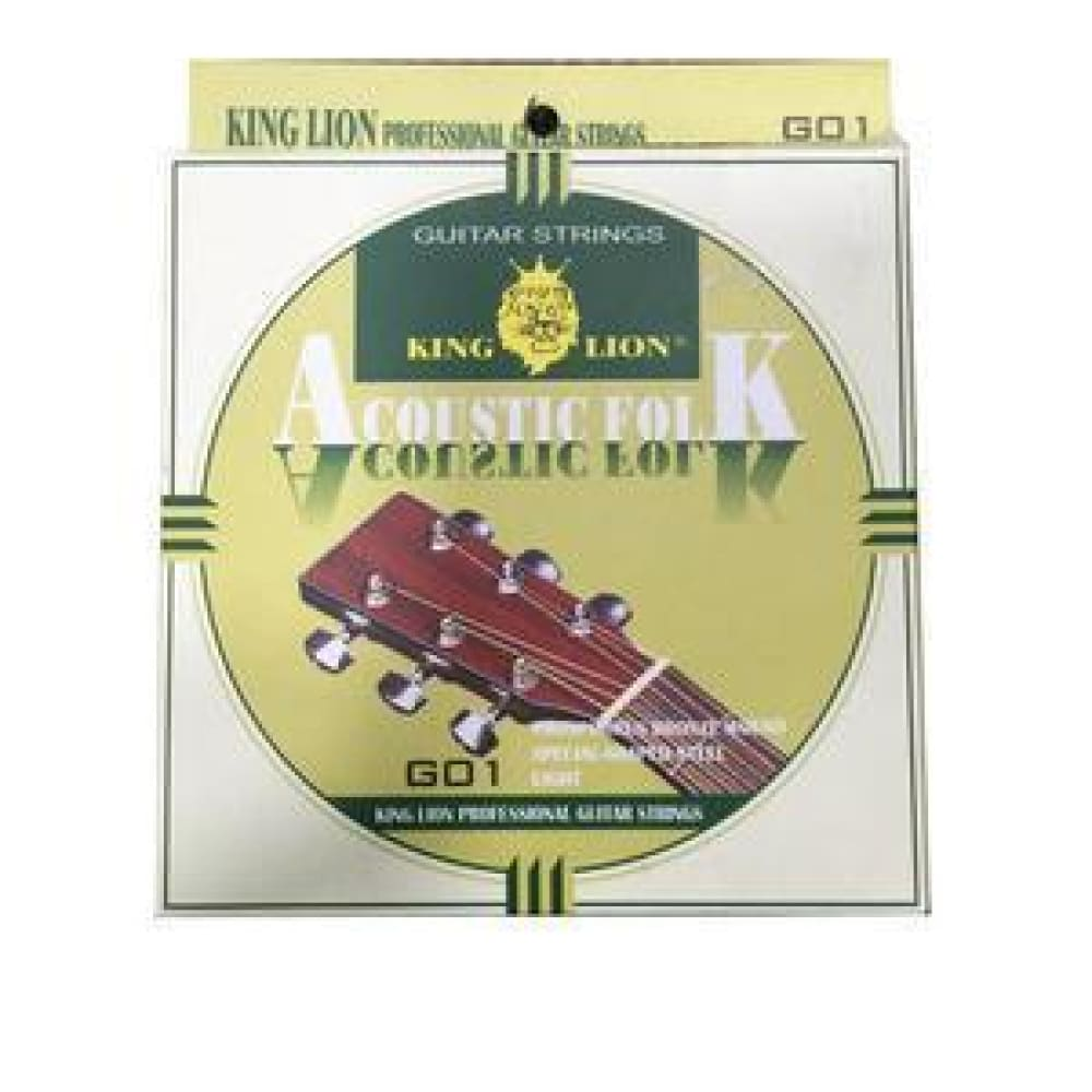 Acoustic strings - King Lion - Hawamusical - Music Shop Instruments Lebanon