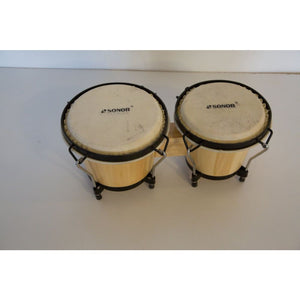 Bongo - Natural - Sonor - Hawamusical - Music Shop Instruments Lebanon
