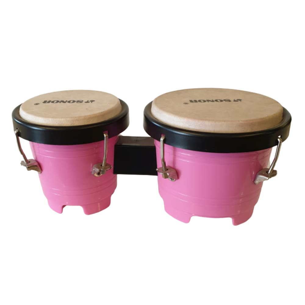 Bongo - Sonor-Pink, plastic - Hawamusical - Music Shop Instruments Lebanon