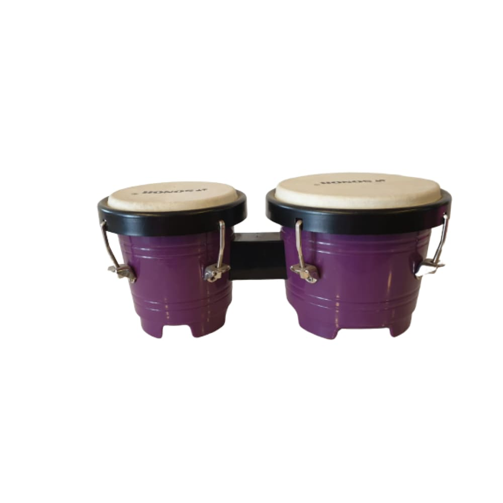 Bongo - Sonor- Purple -plastic - Hawamusical - Music Shop Instruments Lebanon