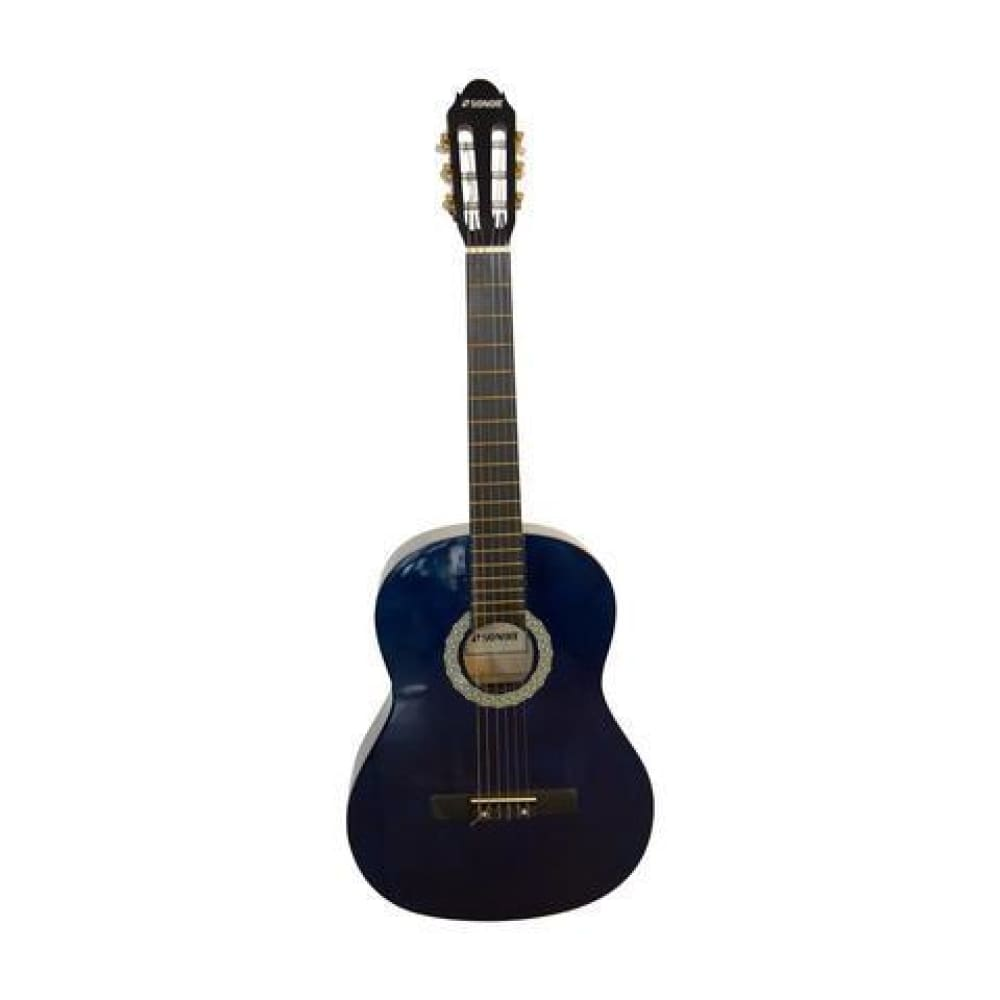 Classical Guitar - Blue - Sonor - Hawamusical - Music Shop Instruments Lebanon