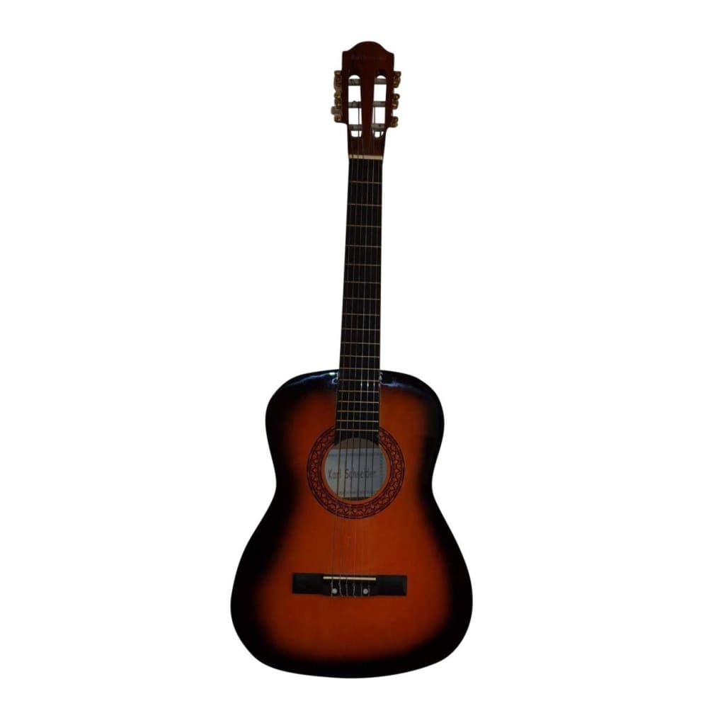 classical guitar- Karl Shneider- sunburst - Hawamusical - Music Shop Instruments Lebanon