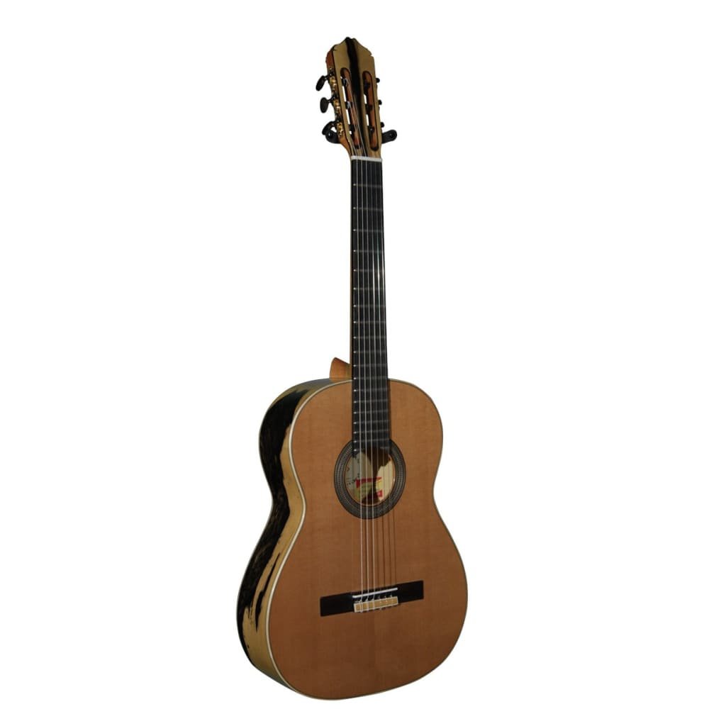 classical guitar- Mod 133white EB- Cedar- Raimundo - Hawamusical - Music Shop Instruments Lebanon