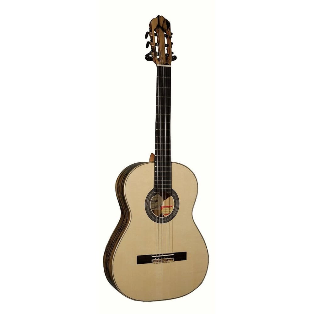 classical guitar- Mod133 white EB- Spruce- Raimundo - Hawamusical - Music Shop Instruments Lebanon